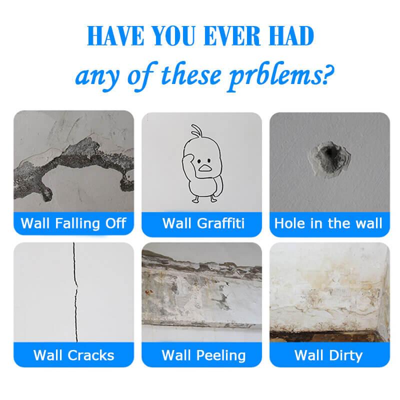 Wall Mending Paste