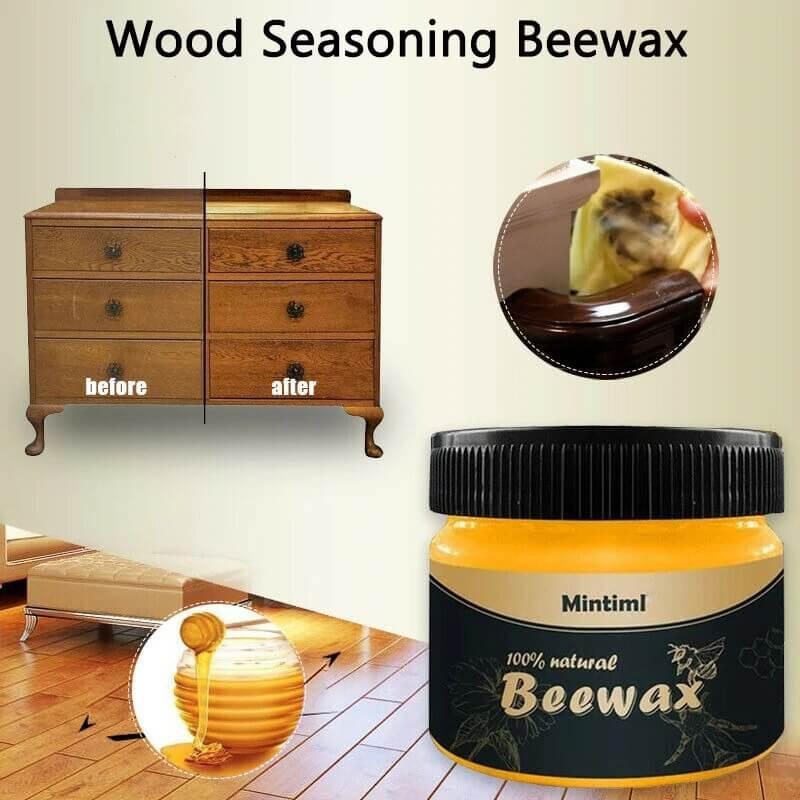 Wood Seasoning Beeswax