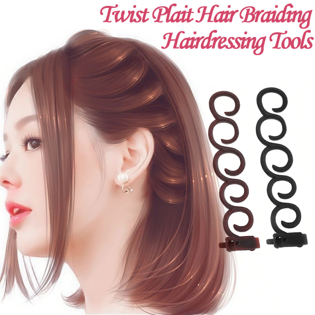 Braiding Hairdressing Tools