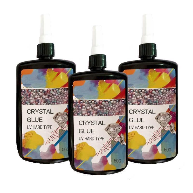 Hard Type UV DIY Crystal Clear Glue