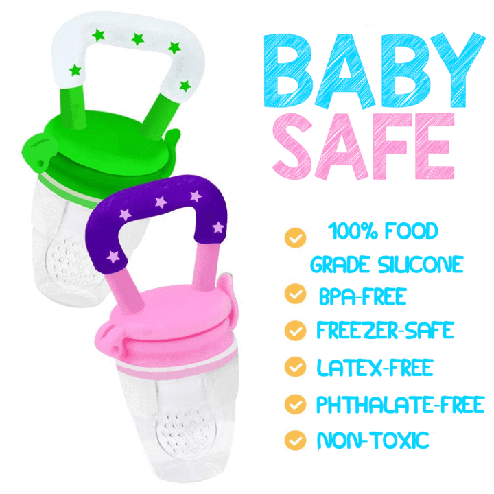 Baby Food Feeder Pacifier