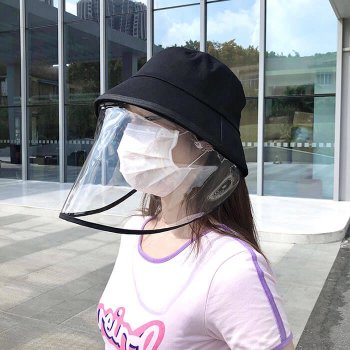 Anti Spitting Protective Hat