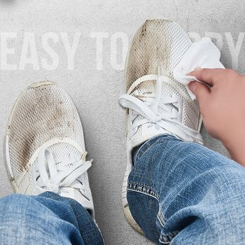 White shoe cleaner Artifact