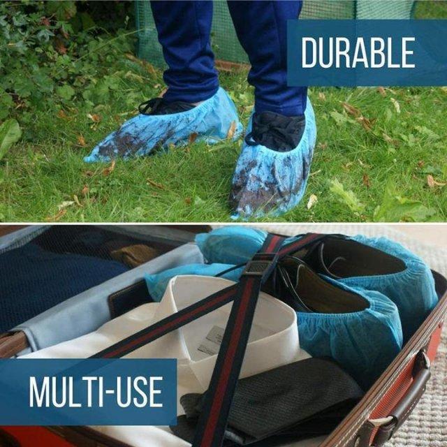 Automatic Shoe Covers Machine
