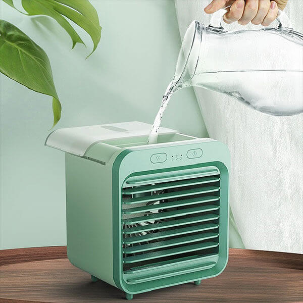 Rechargeable Mini Portable Air Conditioner