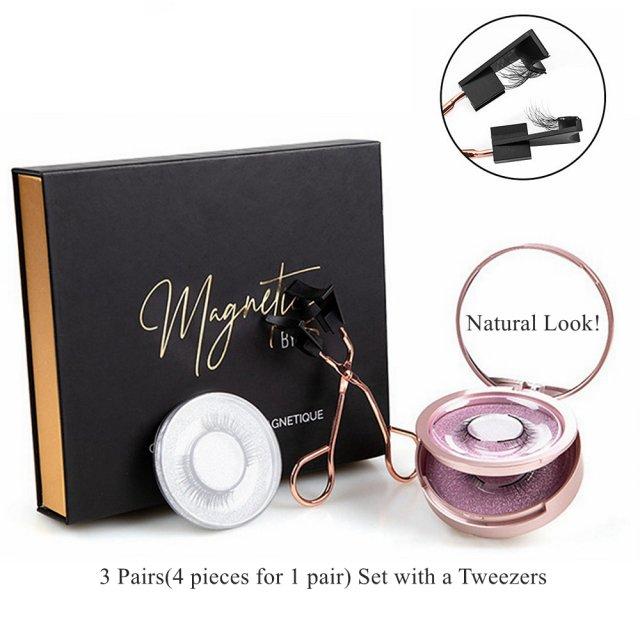 3D Magnetic Eyelashes