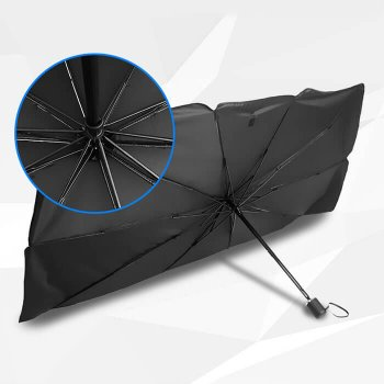 Foldable Car Sun Shade Windshield Umbrella
