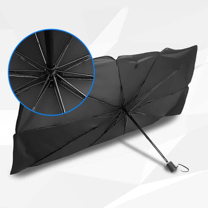 Foldable Car Sun Shade Windshield Umbrella