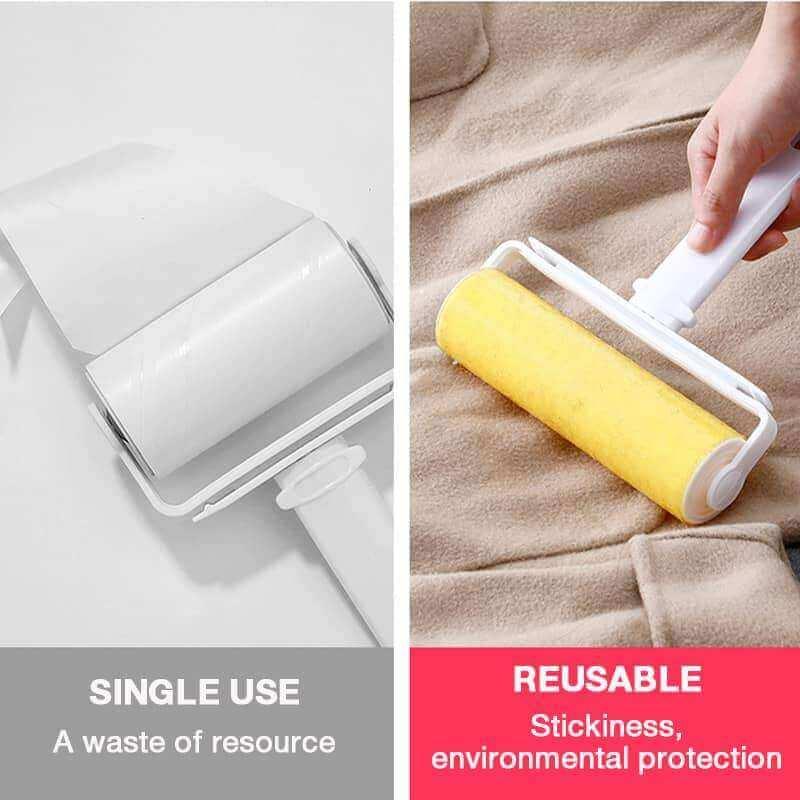 Reusable Lint Roller