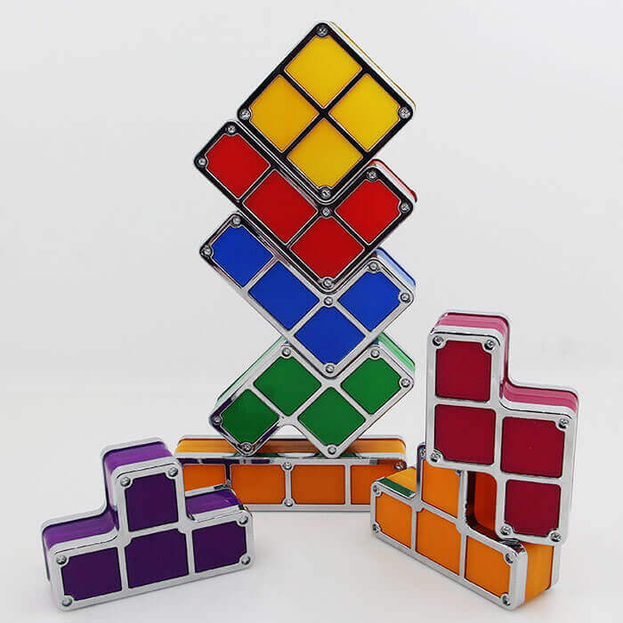 Tetris Stackable Night Light