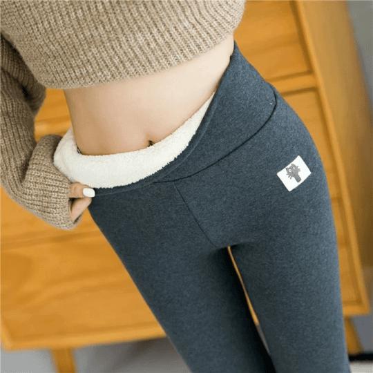 Super Thick Cashmere Warm Leggings