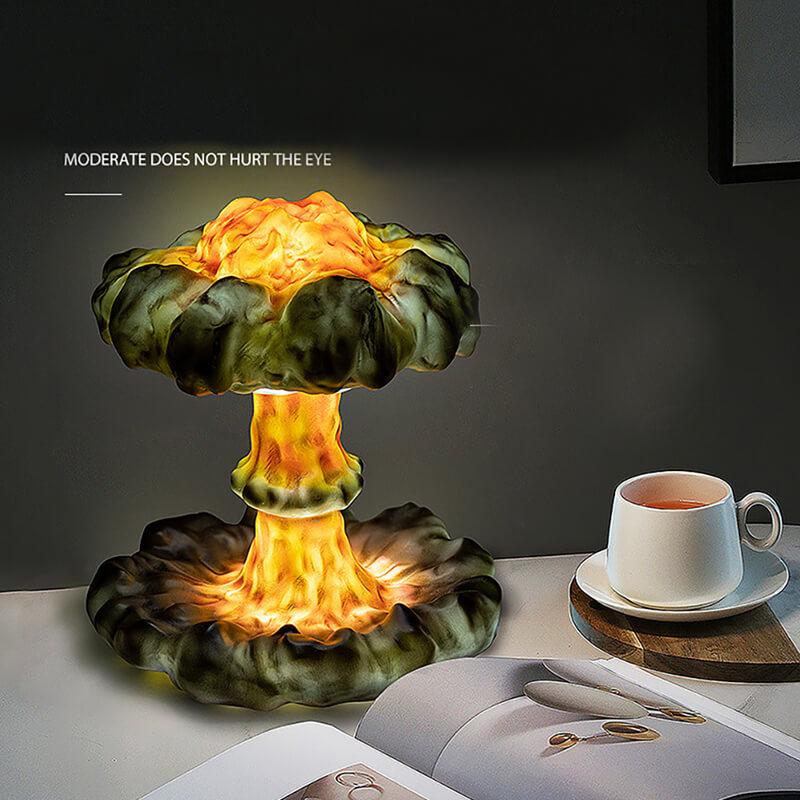 Mushroom Cloud Lamp Night Lights